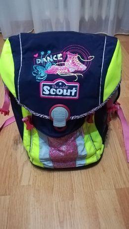 Ghiozdan pentru fete Scout
