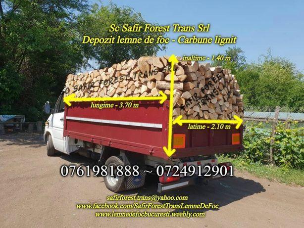 stejar, fag sau carpen . lemne de foc taiate si despicate