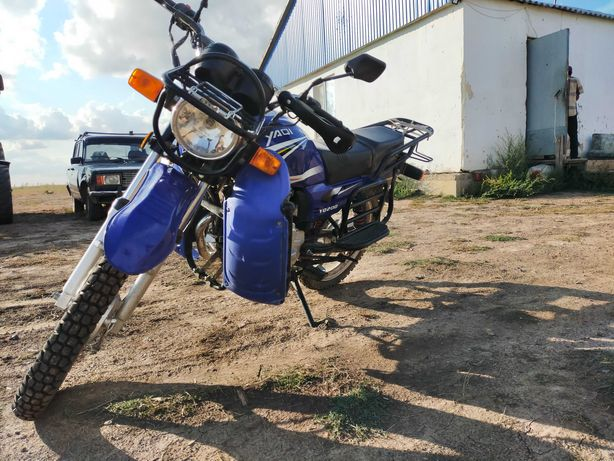 Мотоцикл YAQI ..
