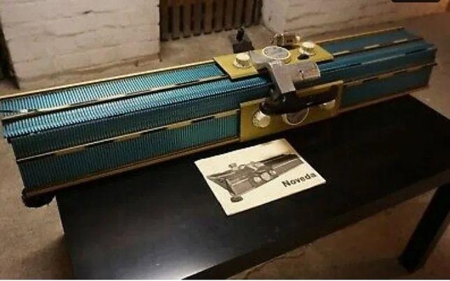 Двухфонтурная вязальная машина производства Швейцарии NOVEDA