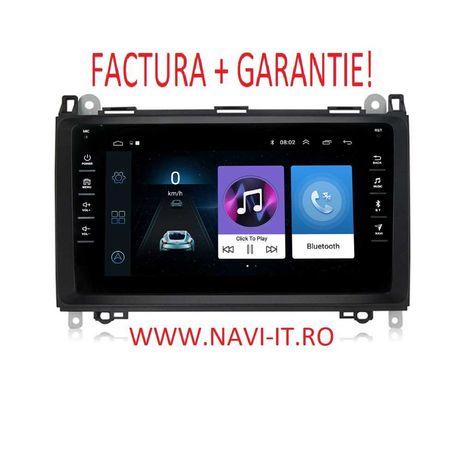 Navigatie NAVI-IT, 1GB RAM 16GB ROM,Mercedes B200, Android 9.1