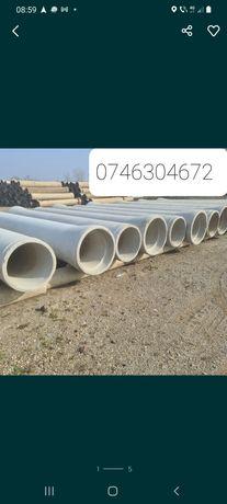 Vand tuburi beton armat premo și azbociment