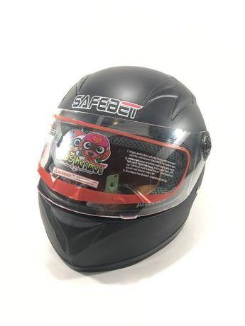 Шлем каска детска за мотор скутер