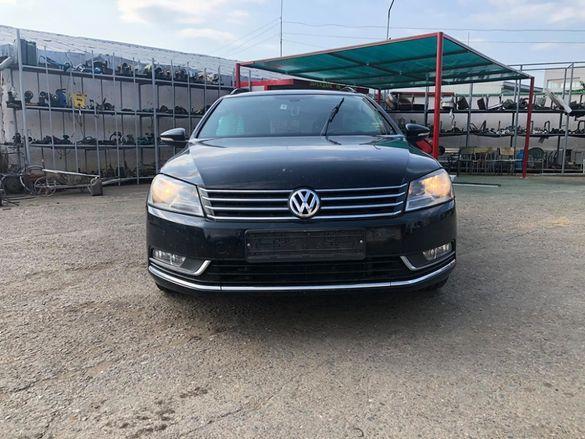 Фолксваген Пасат 7 / VW Passat 7 1.8 160к.с.