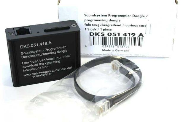 Programator Dongle VW Audi original pentru sisteme audi Helix Match