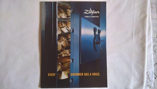 Zildjian_Leaflet-Catalog cinele Zildjian
