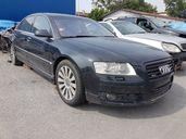 На Части! Audi A8 D3 W12 6.0 Long Bose Full DRL LED Ауди А8 Дълга база