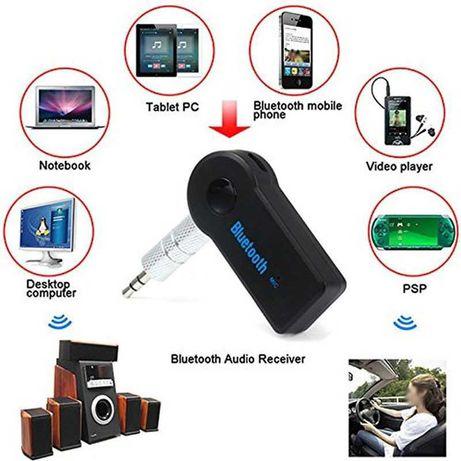 Универсальный Bluetooth AUX приемник для авто Hands Free .