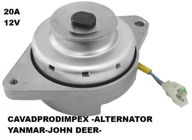 Alternator cu magnet permanent 12V,yanmar,john deer