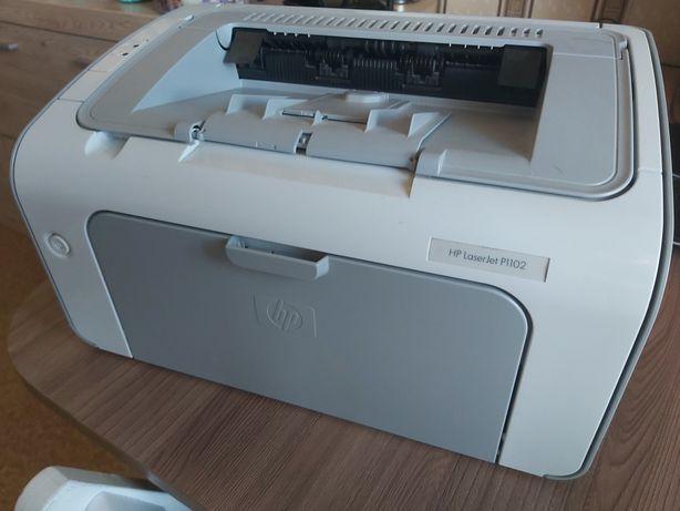 Принтер HP Laser jet P1102