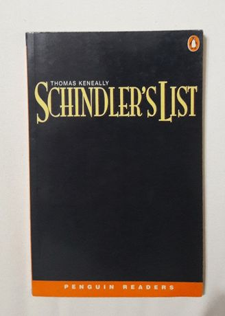 Schindler's List - Thomas Keneally, Penguin Readers - carte in engleza