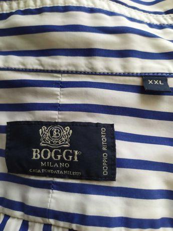 Мъжка риза BOGGI с дълъг ръкав