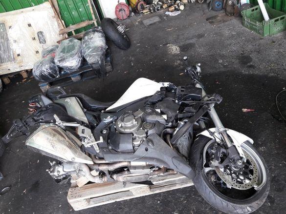 Мотоциклет Хонда ВФР 1200i(HONDA VFR 1200I ABS)-2013г. автоматна части