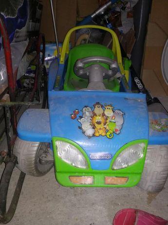Акумолаторни кола и мотор Peg Perego!