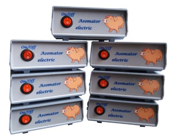Asomator electric