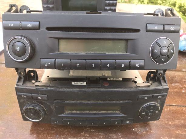 Casetofon Radio CD Mercedes Sprinter W906 Vito W639