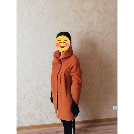 Пальто-кейп