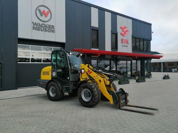 Incarcator frontal Wacker Neuson WL60 fabricatie 2020