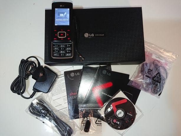 LG KG800 Chocolate NOU