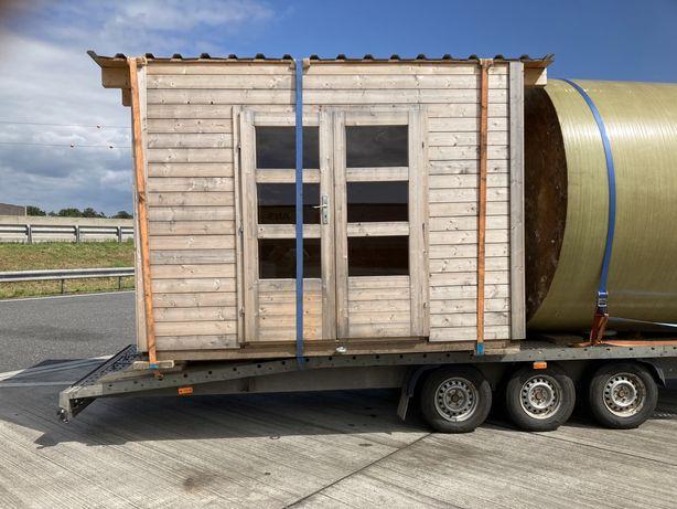 Sauna complecta nou !