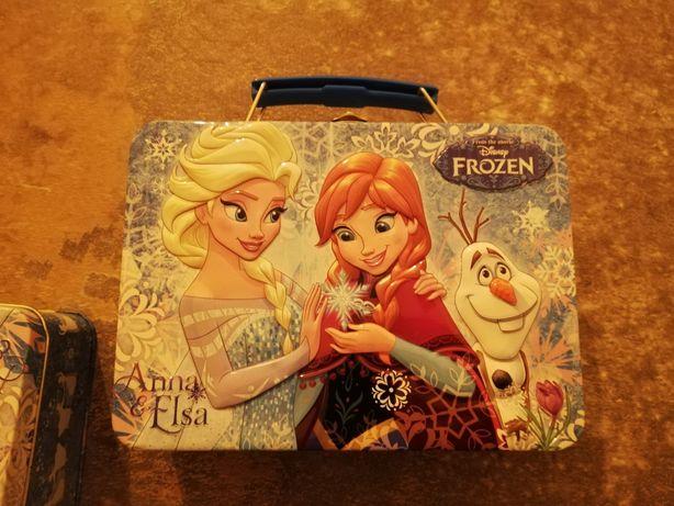 Cutie metalica prințesa Elsa