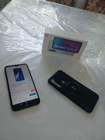 Redmi Note 8 Space Black 4 GB Ram 64 GB rom