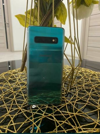 Samsung S10 зеленый1 80000