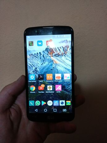 Продам телефон LG K10 LTE
