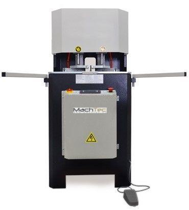 Едноглава залепваща машина / лепачка за ПВЦ дограма с нулев шев / PV