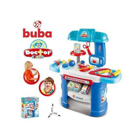 Детски лекарски комплект Buba Kids Doctor, 008-913