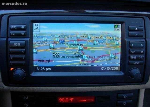 CD harti pt navigatie auto audi / bmw / opel / renault / vw /etc.