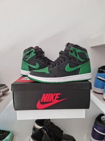 Jordan 1 hygh pine green