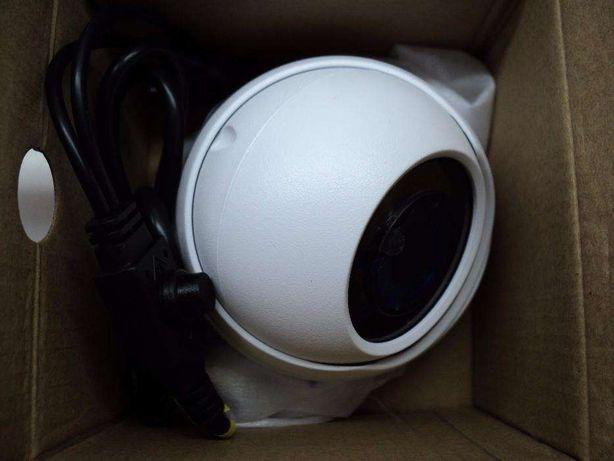 Camera Dome 2.1 Mp FULL HD (1080p) IR 20 m, Lentila 2.8 mm, 4 in 1 NOU