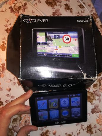Gps GoClever 5066Fmbt