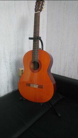 Гитара Yamaha (ямаха), классическая, Индонезия