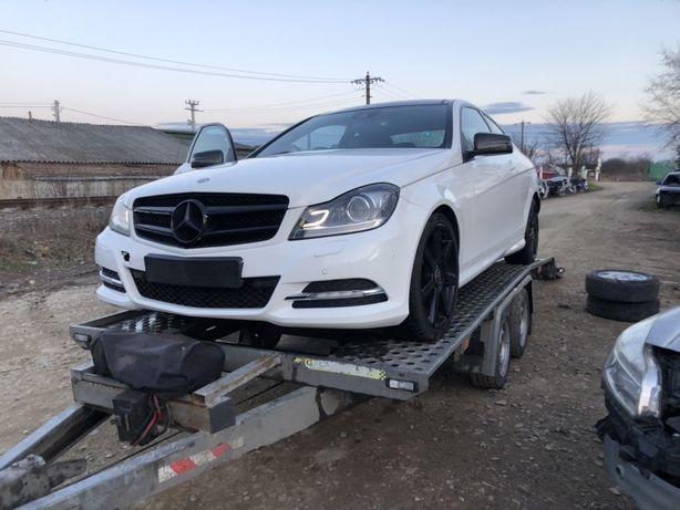Motoraș trapă   Mercedes C Class Coupe /W 204 /2012