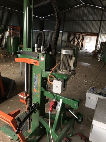 Despicator lemne 6000€ posch hydrocombi26