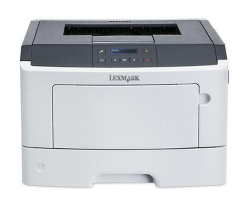 лазерен принтер Lexmark M1140dn + тонер касета 10 000стр.