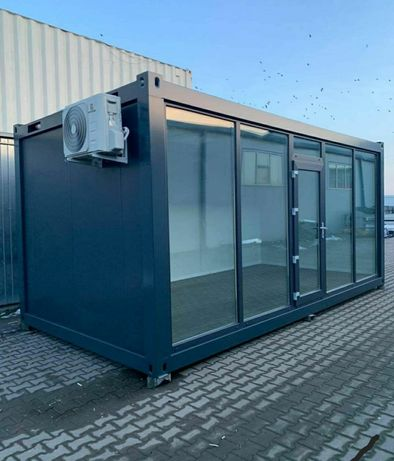 Container tip vitrina birou casa garaj magazin vestiar sanitar