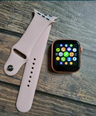 Скидка -30% Смарт Часы / Apple Watch Series 5 / Lux / Android / iPhone