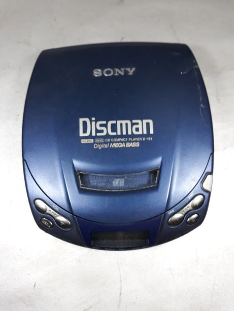 Sony discman player original de colecție Ebay Macheta