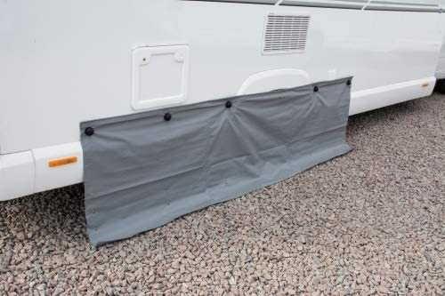 Ветрозащитна престилка за кемпер/каравана
