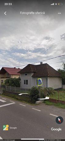Casa de cărămida in Craciunesti,cu pământ 2600 mp