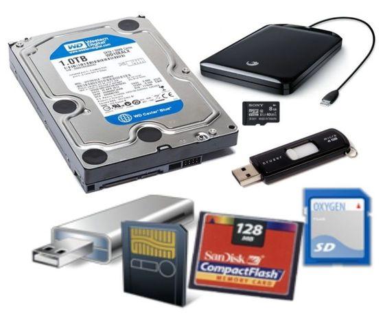 Recuperare date hdd, ssd, stick, card, telefoane, tablete