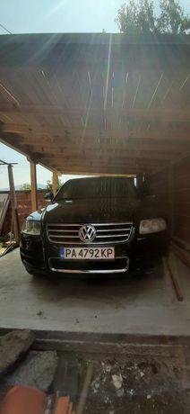 VW Touareg 5.0 v10 313кс