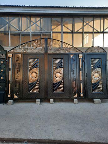 Ворота.Двери.Шымкент.