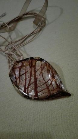 Колие от Венецианско стъкло