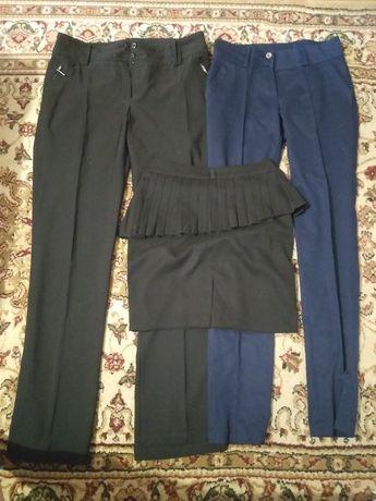 Школьная форма брюки и юбка