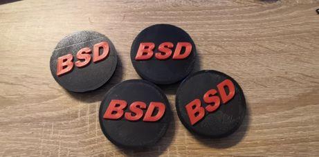Capace personalizate BSD - jante aliaj