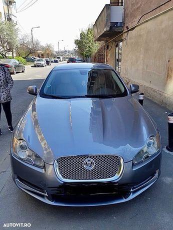 Jaguar XF, distribuție schimbata, asigurare valabila! Variante!